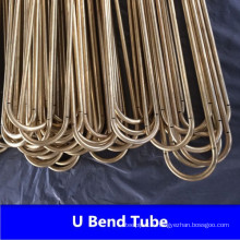 China Supplier C44300 Brass U Bend Tube
