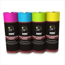 Pintar cores fluorescentes
