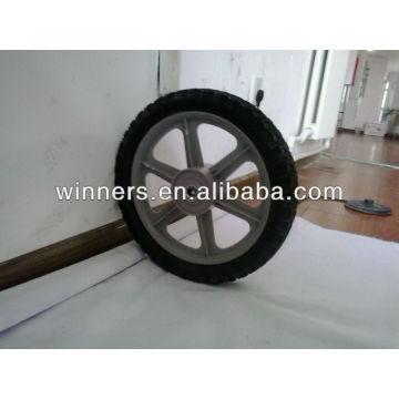 """rueda de goma semi-neumática 12 """"x 1.75"""""""