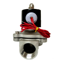 2WB-25 AC220V 1 inch  Stainless Steel Electric Water Solenoid Valve