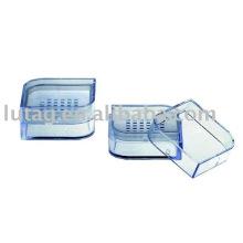 Emballages cosmétiques de poudre libre