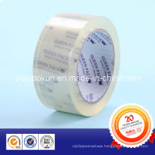 Silicone Adhesive Tape Carton Packing BOPP Tape