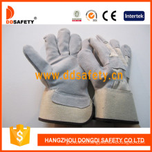 Cow Split Leather Glove Welding Glove Safety Gloves-Dlc219