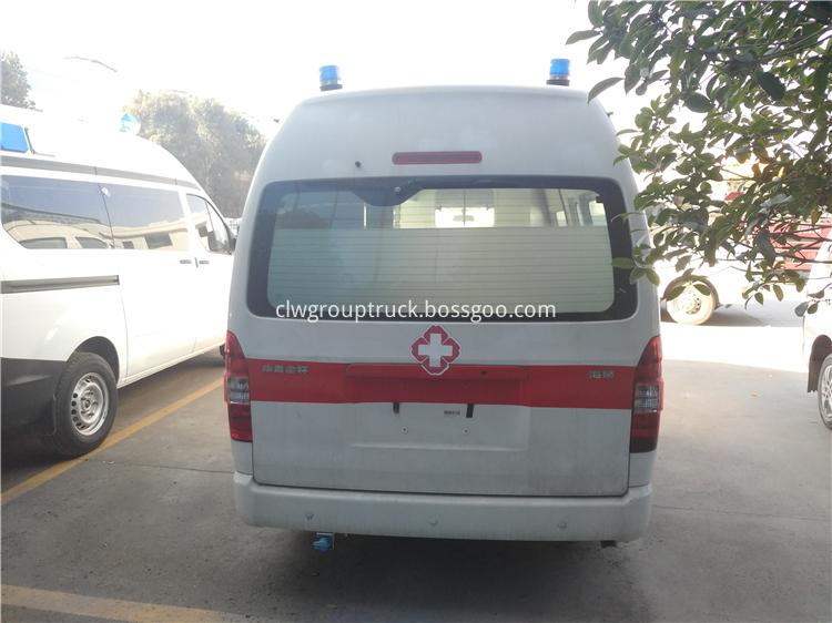 Jbc Ambulance 7
