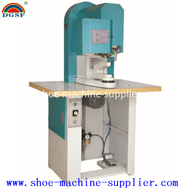 button fastening machine