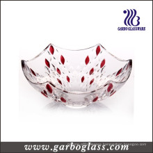 Small Bead Glass Bowl (GB1620YM-2/P)
