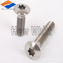 titanium cap bolt Class 8.8