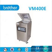 Machine à emballer sous vide semi-automatique avec support