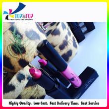 2016 Fancy Sweet Storage Wholesale Artpaper Round Lipstick Box