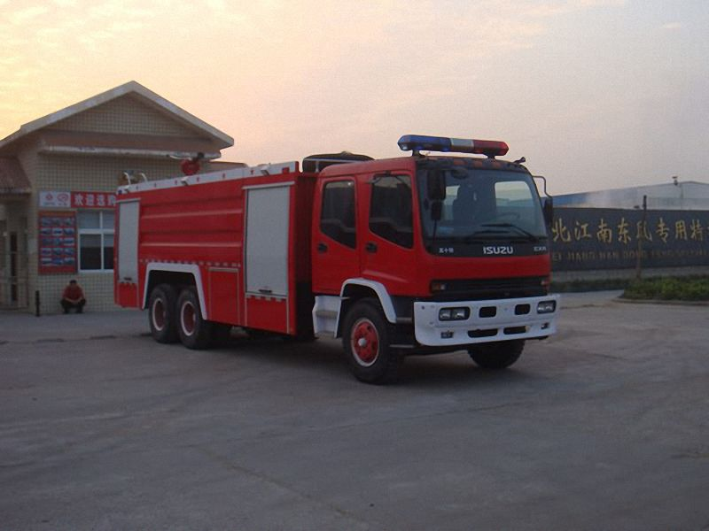 Fire Truck Fire Engine 88