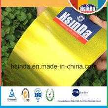 Novo Alto Brilho Gold Candy Yellow Transparent Powder Coating