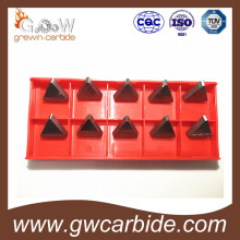 Tungsten Carbide Cnmg Brazed Insert/Cutting Insert for Milling