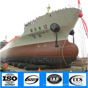 Floating Pneumatic Marine Ship Airbag for Heavy Lifting&Launching Landing
