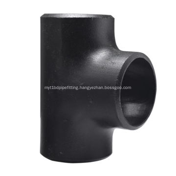 ANSI B16.9 A234 WPB Butt Weld Equal Tee