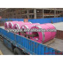 China fornece bobinas extrudidas de liga de alumínio 7072