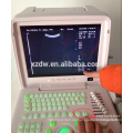 máquina ultrasónica portátil eco digital completo
