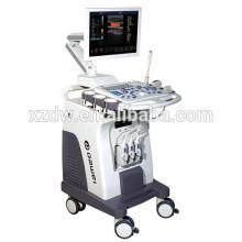 système d'ultrason de doppler de couleur de chariot pour le fœtus