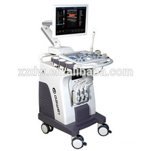 trolley color doppler ultrasound system for fetal