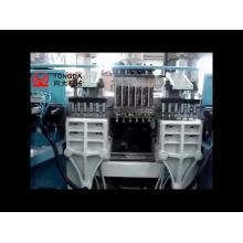 Venta caliente HDPE / LDPE máquina de moldeo por soplado / máquina de moldeo por soplado de plástico completamente automática en Faygoplast