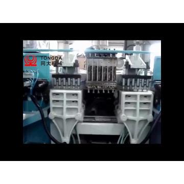 Machine de moulage par soufflage HDPE / LDPE de vente chaude / machine de moulage par soufflage en plastique complètement automatique dans Faygoplast