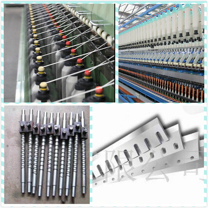 Aluminum Profile for Textile Machinery