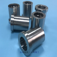 Cosmetic Pump Body Mold Parts S136 Front Insert