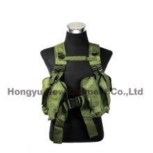 Polyester Military Tactical Vest Assault Swat Vest (HY-V016)