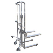Fork Type Stainless Stacker (PFS. A; PJS. A)