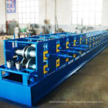 Producto caliente c tipo perfil de acero galvanizado que hace la máquina