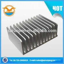 Extrusion Aluminium LED Éclairage HeatSink