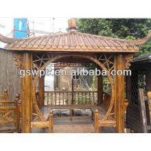 Good-looking simple Pavilion decoration wpc sheet