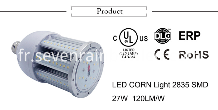 27w led corn light