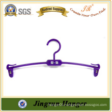 Top Plastic Lingerie Hanger Popular Underwear Hanger in Resin