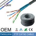 СИПУ горячие продаж 1000 футов локальных сетей LAN кабель cat6a cat7 целом цена продажи кабель UTP и FTP СТП СФ