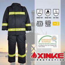 uniforme de bombeiro
