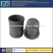 Kundenspezifische CNC-Bearbeitung PVC-Rohr für Motorradteile