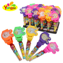 Hot Selling Maze Candy Color Watch Toys Candy