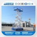250kg Plataforma Elevadora Automotriz para Venta Caliente