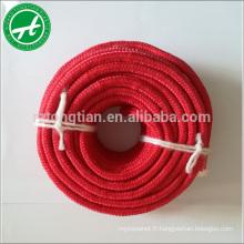 Corde tressée de polyester recyclé de 3mm à vendre