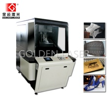 Genuine and Artificial Leather Laser Engraving Equipment