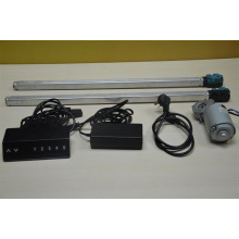 China Professional Supplier for Workstation Linear Actuator 29V dc worm gear motor for lifting desk export to France Manufacturer