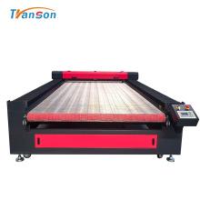 Máquina de corte a laser para tecido 1630 com correção de posição
