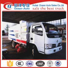 Diesel camión vacumm carretera limpieza de camiones, camión de limpieza streep a la venta