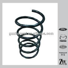 Piezas de automóviles pequeño auto bobina primavera para coche Mazda 323, BJ B26J-34-011