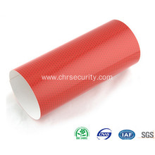 TM1803 red high intensity reflective sheeting