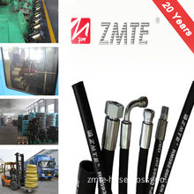 SAE R17 Flexible Hydralic Oil Hose for Coal Mine Application