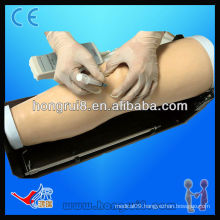 ISO Advanced Knee Joint Injection Training Simulator, injection simulation manikin