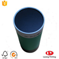 Color Printed Paper Tube Packaging Round Box