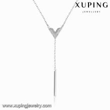 necklace-00105 unique bijoux mode italien charms or longue chaîne collier de pierre, chaîne du corps