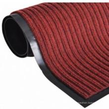 Red Carpet Door Mat with PVC Backing 40X60cm